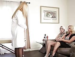 lesbian medical porn